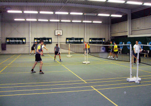 Olympic Sportcenter Badminton 2