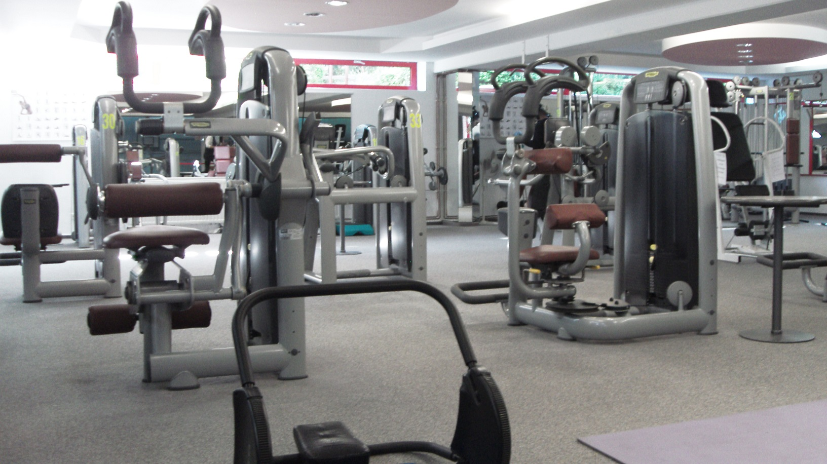 Fitness Halle 2