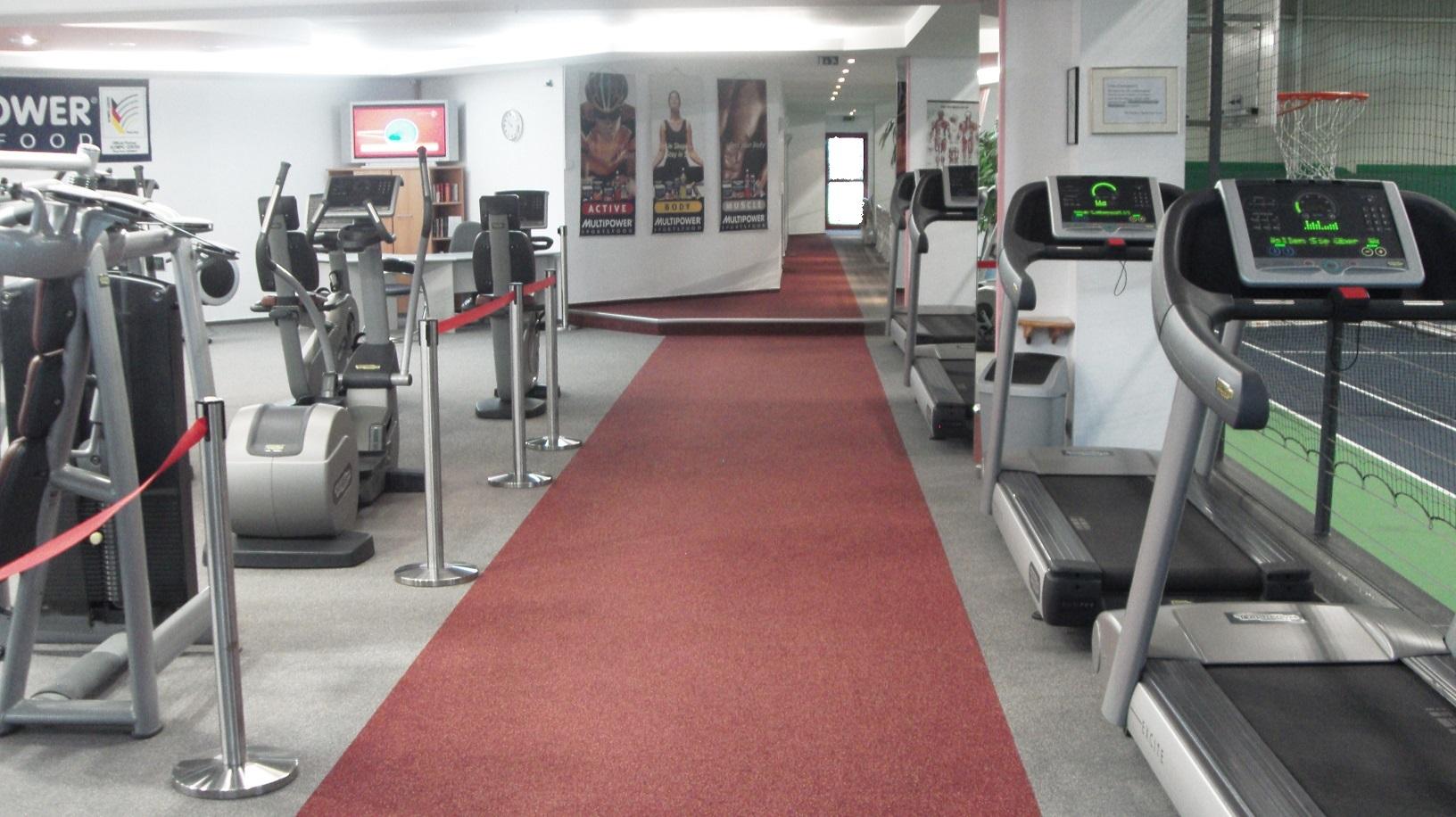 Fitness Halle 3